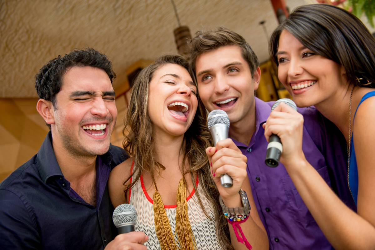 Karaoke - eszközbérlés rendezvényre