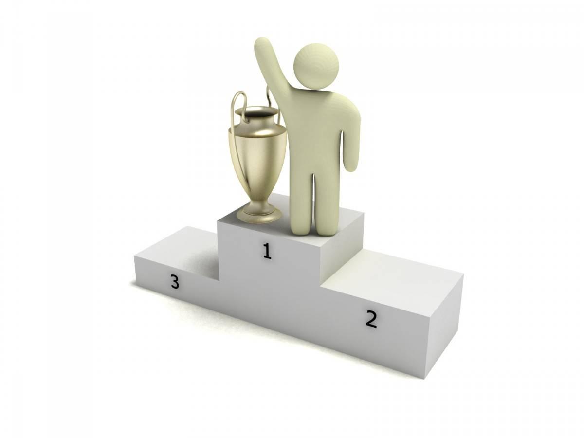 Győzelmi dobogó: rendezvénykellék bérlés