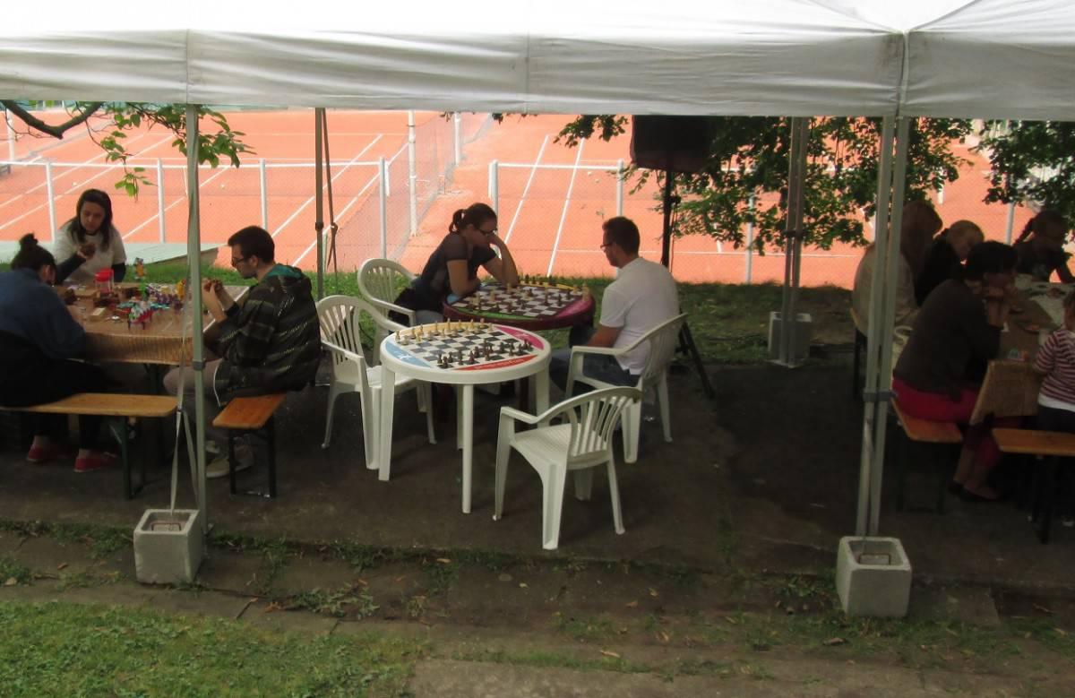 Bérelhető játékok fesztiválokra: sakk